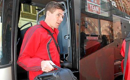 Gerrard se retiró el 1 de enero.