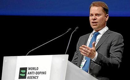 Olivier Niggli, director general de la AMA.