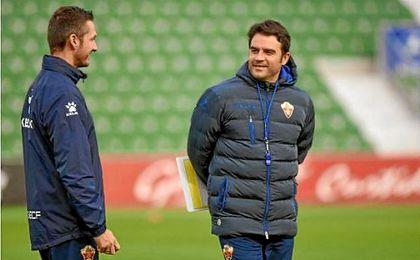 Alberto Toril ha sido destituido como técnico del Elche.