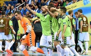 0-7. Exhibición de campeón de Europa del Inter