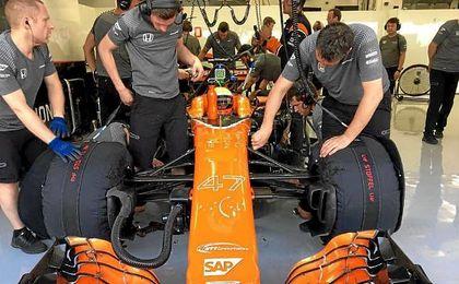 Sauber utilizará motores Honda en 2018.