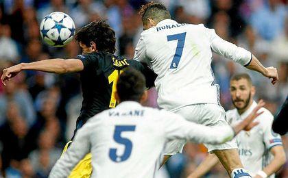R. Madrid 3-0 Atlético: Cristiano manda en la Champions