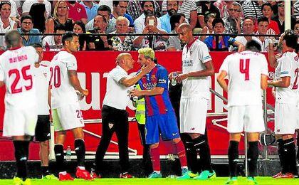 El Barça vuelve a pensar en Sampaoli
