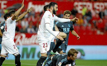 Sevilla FC 1-1 Real Sociedad: Ocasión perdida