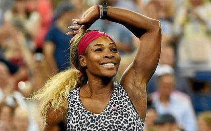 Serena se mantiene líder y Muguruza sube dos puestos en la clasificación WTA