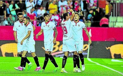 El Sevilla, con opciones de ser el mejor local