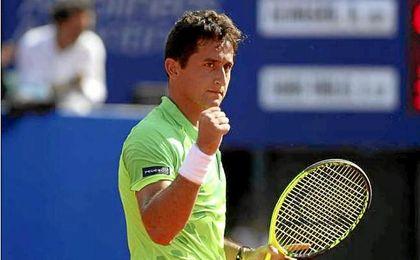 Almagro frena la reacción de Robredo y se cita con Djokovic