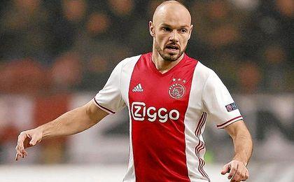 Westermann ha estado jugando con el Ajax B.