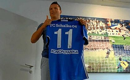 Sevilla Schalke
