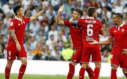 El Sevilla amarró el gran objetivo de la temporada.