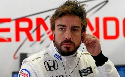 Alonso, inscrito con el número 29, debuta hoy en los libres de Indianápolis