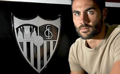 El valenciano posa para ESTADIO Deportivo.