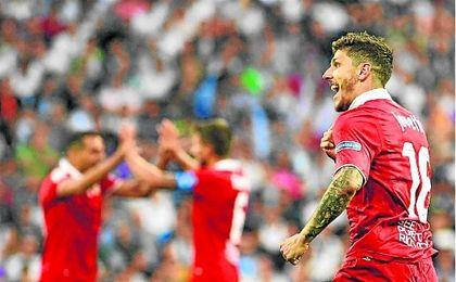 Jovetic: nuevo gol ante su víctima favorita