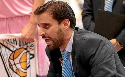 """Alejandro Alcoba considera """"dificilísimo"""" que cualquier club suba a la ACB"""