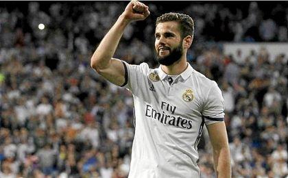 Apelación acepta el recurso del Madrid y Nacho puede jugar en Vigo