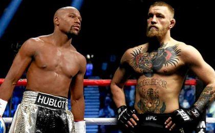 McGregor confirma la firma de un precontrato para pelear con Mayweather