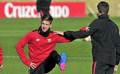 El Sevilla no ejercerá su opción de compra (20 kilos).
