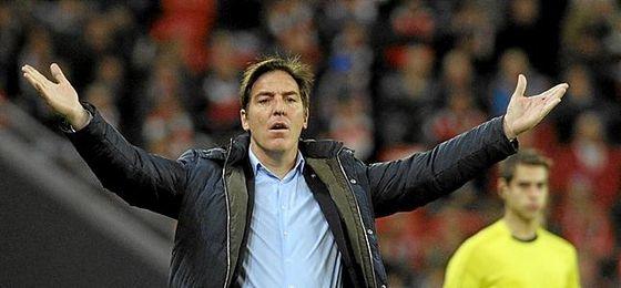 El Sevilla tratará de convencer a Berizzo.