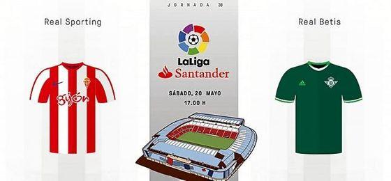 Sporting 2-2 Betis: Rubén no sabe de trámites