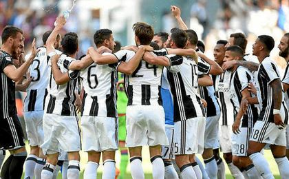 La Juventus ganó por sexta vez consecutiva la Serie A.