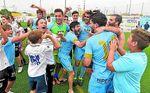 Resumen de la jornada 33 de Primera Andaluza