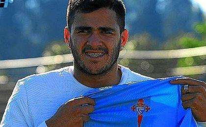 Maxi Gómez es el delantero de moda en Uruguay.