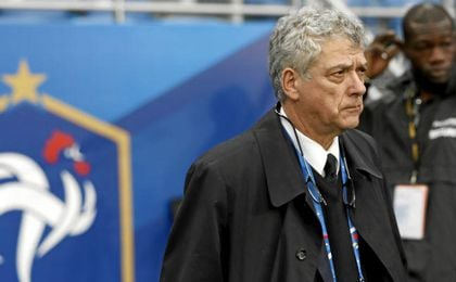 Villar ha sido reelegido presidente de la RFEF.