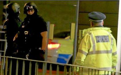 Detenido un hombre de 23 años en relación con el atentado de Manchester