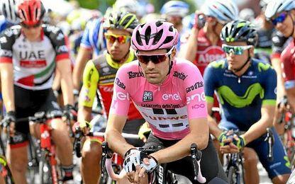 Habrá un homenaje en el Giro.