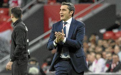 Valverde se despide por segunda vez del Athletic.