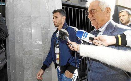 Rubén Castro será juzgado este jueves por presunto maltrato.
