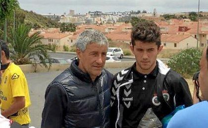 Laro ha abandonado el Racing de Ferrol.