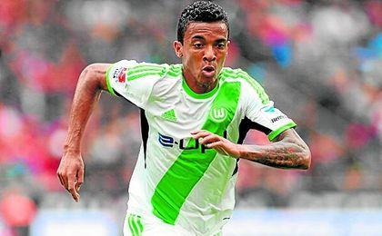El brasileño Luiz Gustavo, de 29 años, ha jugado 27 encuentros esta campaña en la Bundesliga.