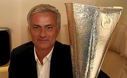 Tras el Sevilla, el United de Mourinho.