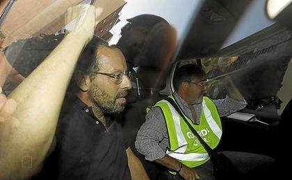 Prisión sin fianza para Rosell, acusado de quedarse con 6,5 millones