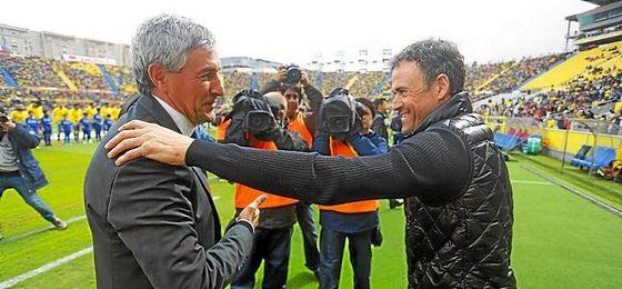 El Betis y Setién ya están de acuerdo.