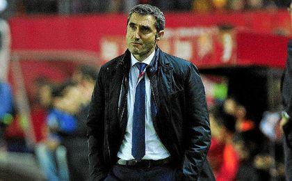 Valverde comienza a planificar el futuro del Barcelona.