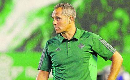 Marcos Álvarez, que suplió a Poyet durante su sanción al tener carnet de entrenador, seguirá casi seguro.