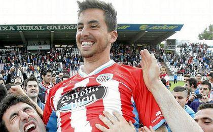 Rennella coincidió en el Lugo con Setién.