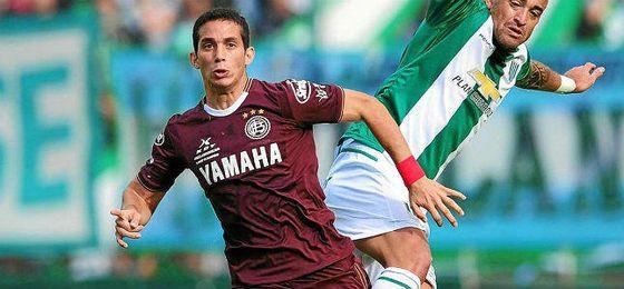 El centrocampista Iván Marcone.