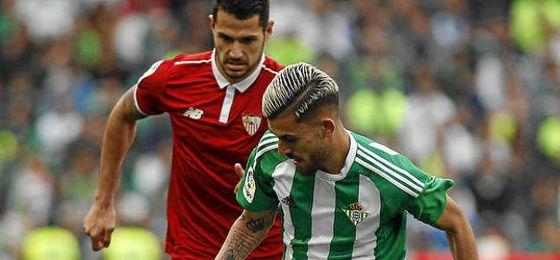 Ceballos y Vitolo, dos objetivos del Atlético.