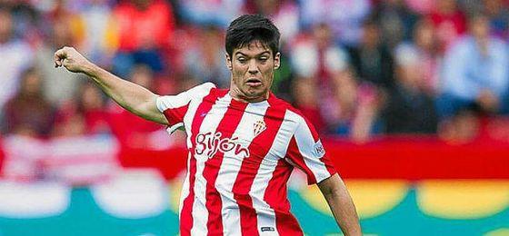Jorge Meré tiene la opción de salir cedido.