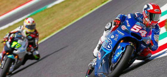 Mattia Pasini se impuso en Moto 2.