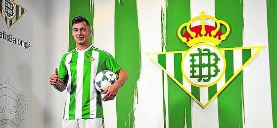 Sergio León vuelve al Betis pisando fuerte.