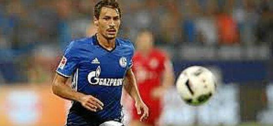 El rendimiento de Stambouli en el Schalke ha sido bastante irregular.