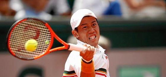 Kei Nishikori venció a Verdasco.