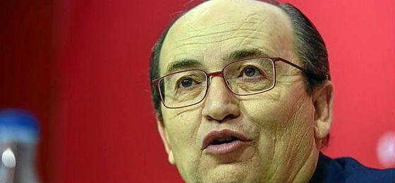 José Castro, durante una rueda de prensa.