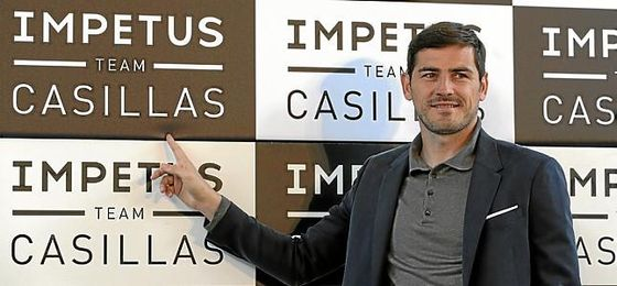 Casillas queda libre el próximo día 30.