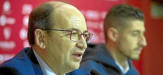 José Castro, en una imagen de archivo.