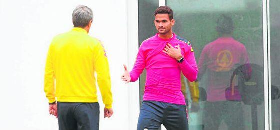 Willian José fue la referencia en su primer año en Las Palmas.